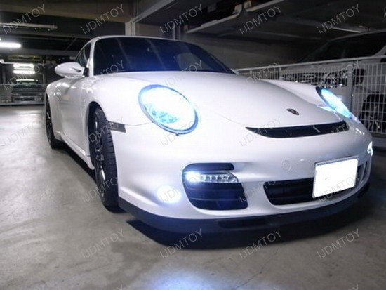 Porsche - LED - lights - 06